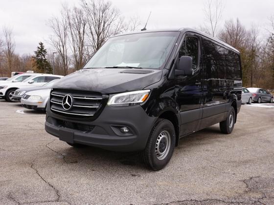 2020 Mercedes-Benz Sprinter 2500:16 car images available