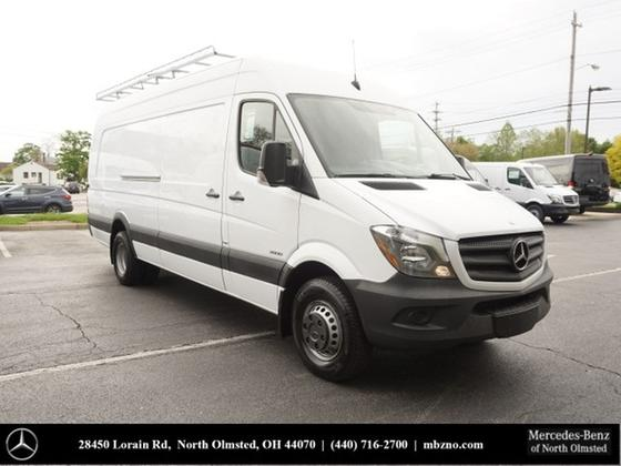 2014 Mercedes-Benz Sprinter 3500:16 car images available