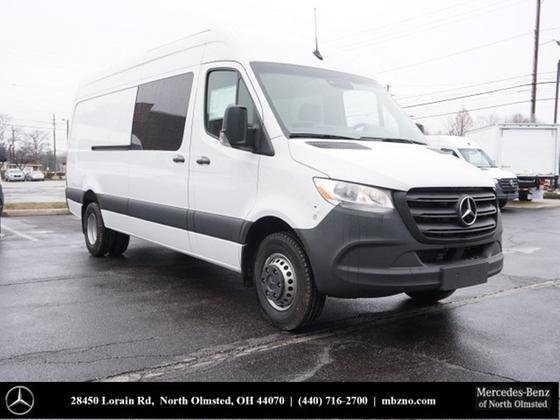 2019 Mercedes-Benz Sprinter 3500:15 car images available