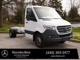 2019 Mercedes-Benz Sprinter 3500
