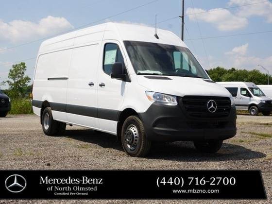 2020 Mercedes-Benz Sprinter 3500:20 car images available