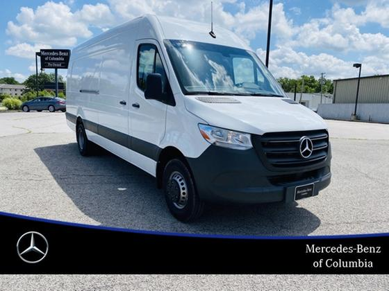 2020 Mercedes-Benz Sprinter 3500:24 car images available