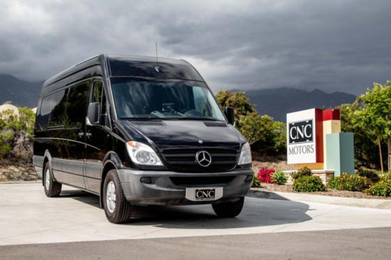 2012 Mercedes-Benz Sprinter High Roof:24 car images available