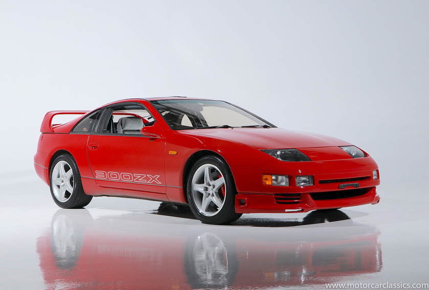 1991 Nissan 300ZX :24 car images available