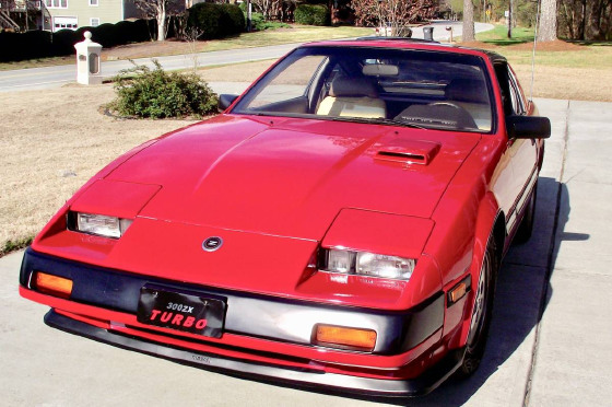 1985 Nissan 300ZX Turbo:9 car images available