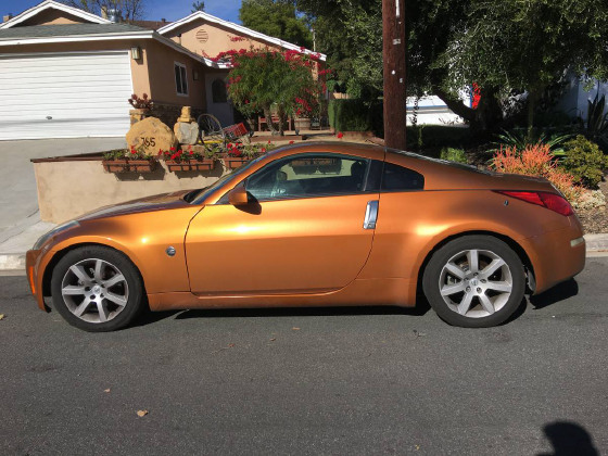 2003 Nissan 350Z :4 car images available