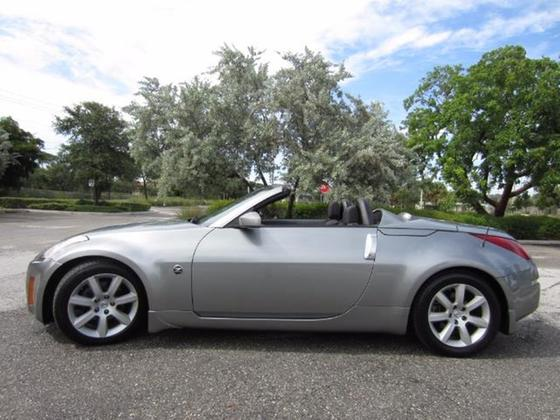 2005 Nissan 350Z Enthusiast:20 car images available