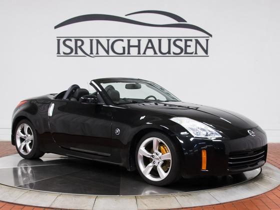 2006 Nissan 350Z Grand Touring:24 car images available
