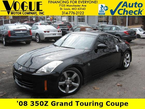2008 Nissan 350Z Grand Touring:19 car images available