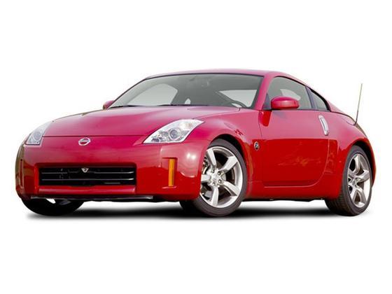 2008 Nissan 350Z Grand Touring : Car has generic photo