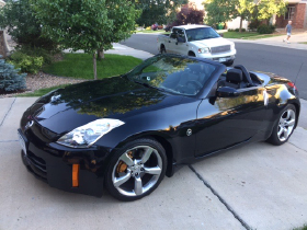 2006 Nissan 350Z Grand Touring:6 car images available