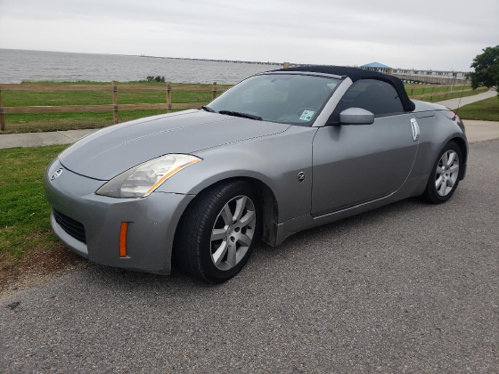 2004 Nissan 350Z Grand Touring