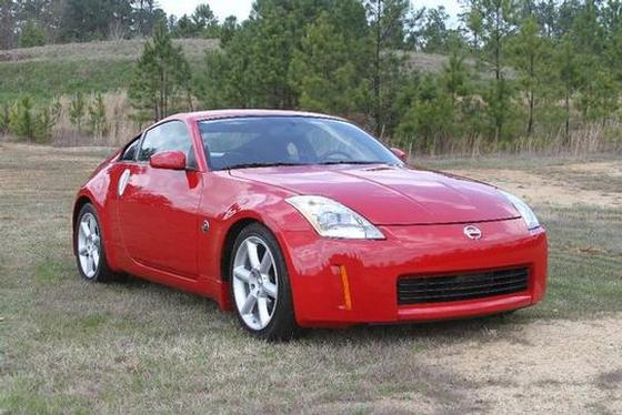 2003 Nissan 350Z Performance:7 car images available