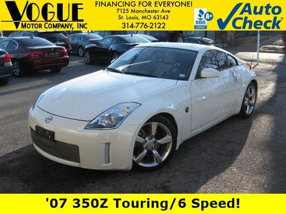 2007 Nissan 350Z Touring:22 car images available