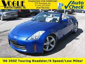 2006 Nissan 350Z Touring:24 car images available
