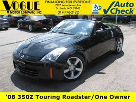 2008 Nissan 350Z Touring:24 car images available