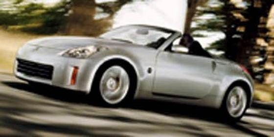 2006 Nissan 350Z Touring : Car has generic photo