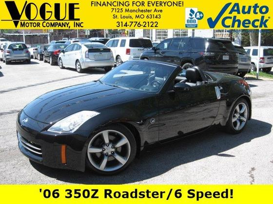 2006 Nissan 350Z Touring:19 car images available