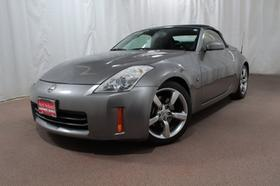 2007 Nissan 350Z Touring:20 car images available