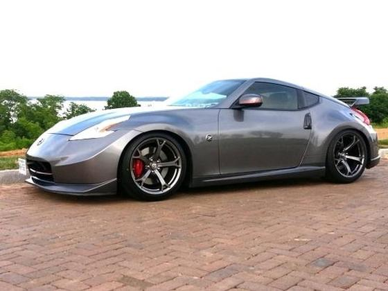 2014 Nissan 370Z NISMO:5 car images available