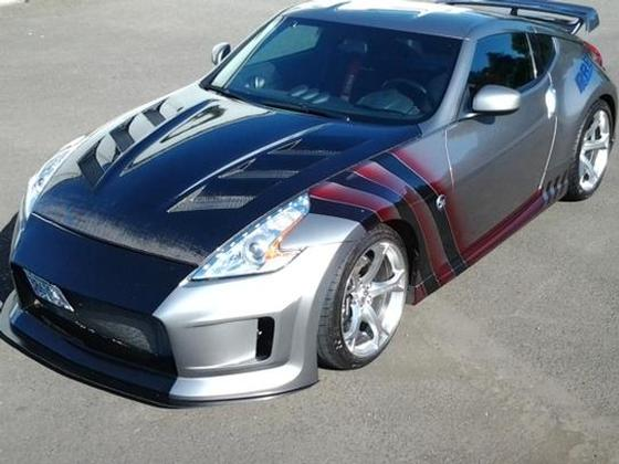 2010 Nissan 370Z NISMO:6 car images available