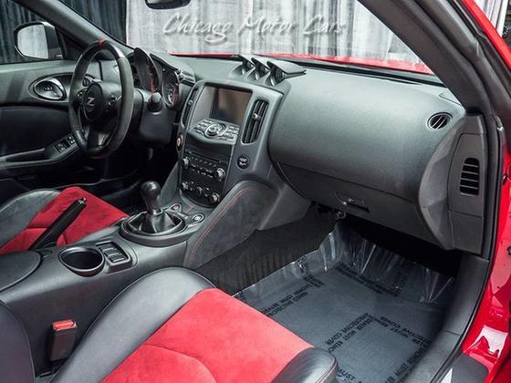 2017 Nissan 370Z NISMO