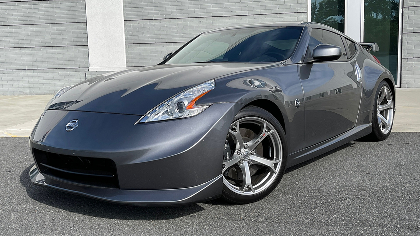 2011 Nissan 370Z NISMO:24 car images available