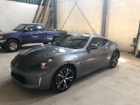 2018 Nissan 370Z Sport:13 car images available