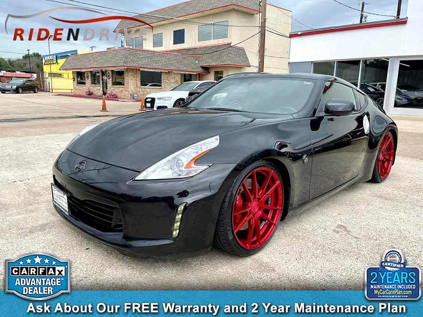 2016 Nissan 370Z Sport:23 car images available