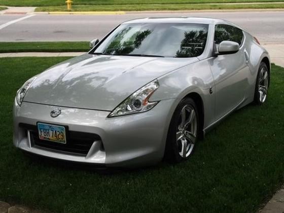 2009 Nissan 370Z Touring:3 car images available