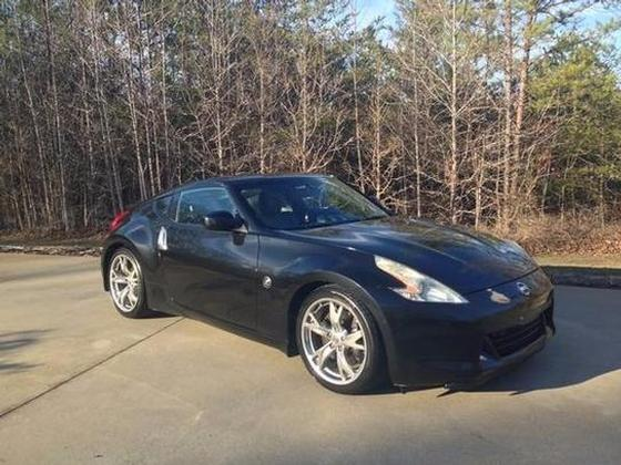 2009 Nissan 370Z Touring:6 car images available