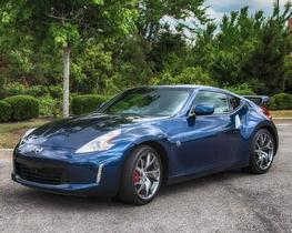 2014 Nissan 370Z Touring:6 car images available