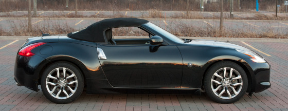 2010 Nissan 370Z Touring:12 car images available