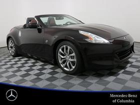 2012 Nissan 370Z Touring:23 car images available