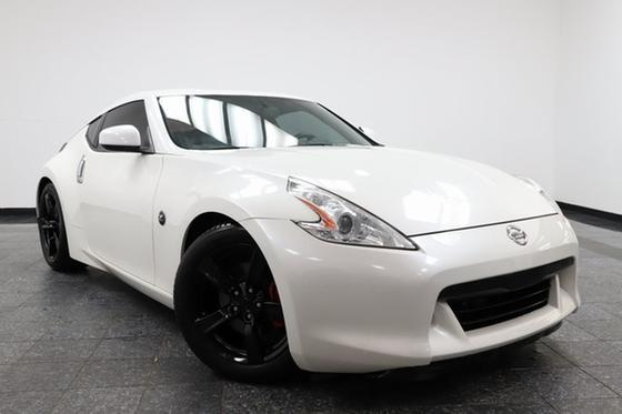 2012 Nissan 370Z Touring:24 car images available