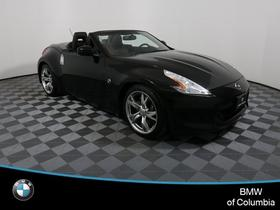2012 Nissan 370Z Touring:21 car images available