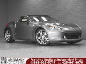 2011 Nissan 370Z Touring:24 car images available