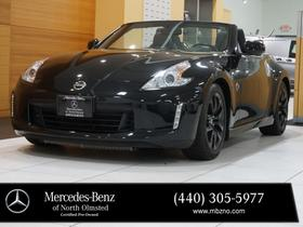 2016 Nissan 370Z Touring:24 car images available