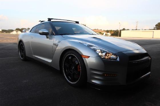 2012 Nissan GT-R Black Edition