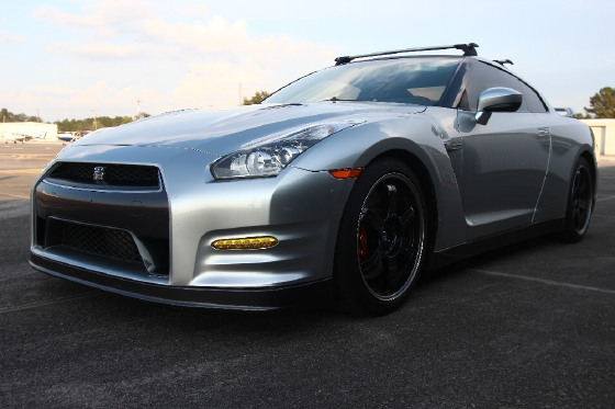 2012 Nissan GT-R Black Edition:18 car images available