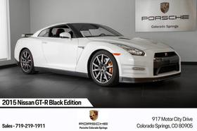 2015 Nissan GT-R Black Edition:24 car images available