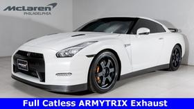 2015 Nissan GT-R Black Edition:21 car images available