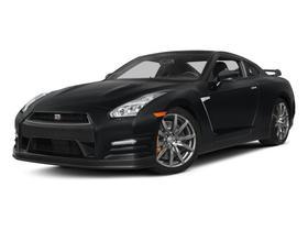 2015 Nissan GT-R Black Edition : Car has generic photo