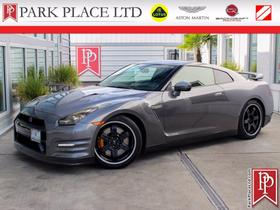 2012 Nissan GT-R Black Edition:14 car images available