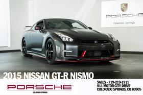 2015 Nissan GT-R Nismo:24 car images available