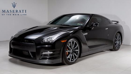 2014 Nissan GT-R Premium:22 car images available