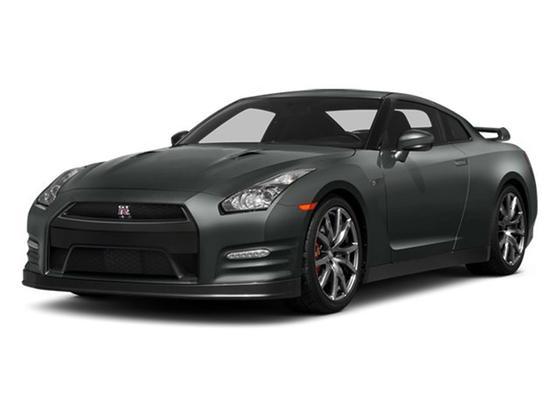 2014 Nissan GT-R Premium : Car has generic photo