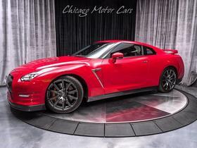 2015 Nissan GT-R Premium:24 car images available