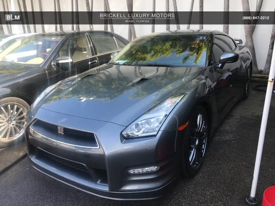 2016 Nissan GT-R Premium:8 car images available