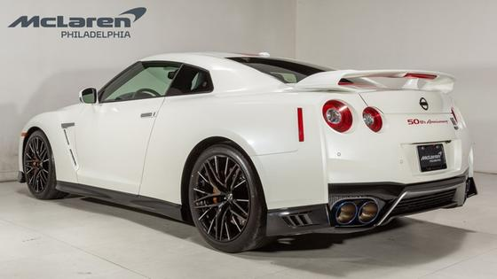 2020 Nissan GT-R Premium